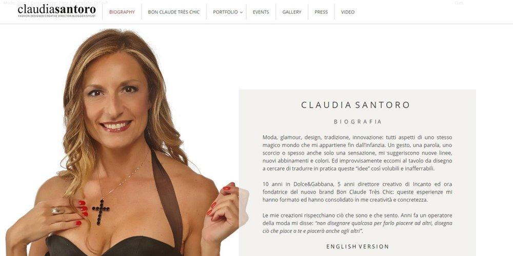Claudia-Santoro